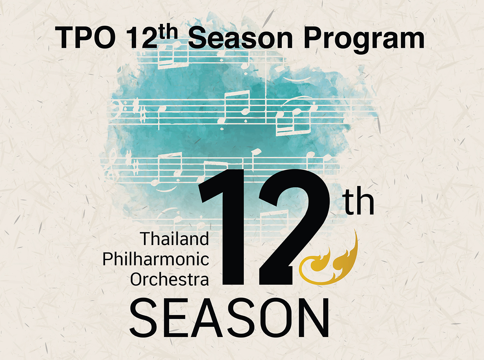 TPO 12th Season Program Book