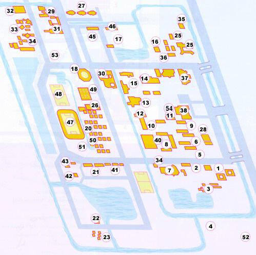 Salaya Campus Map