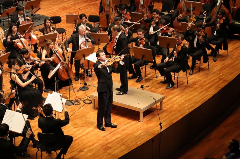 TPO Spanish Tryptique Concert