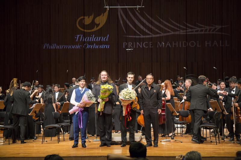 TPO Ein Heldenleben Concert