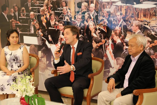 Radio Symphony Orchestra Vienna Press Conference