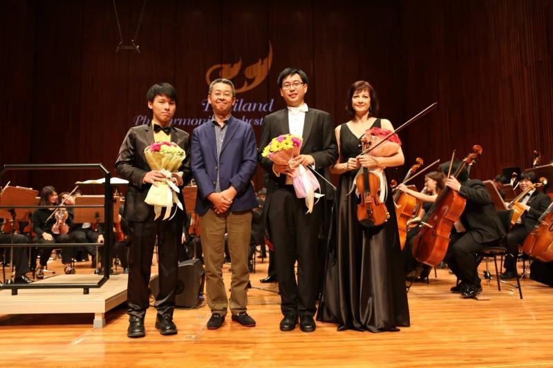 TPO Scottish & Spanish Concert