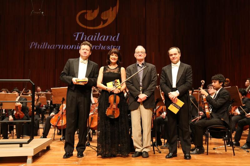 TPO Tchaikovsky 5 Concert