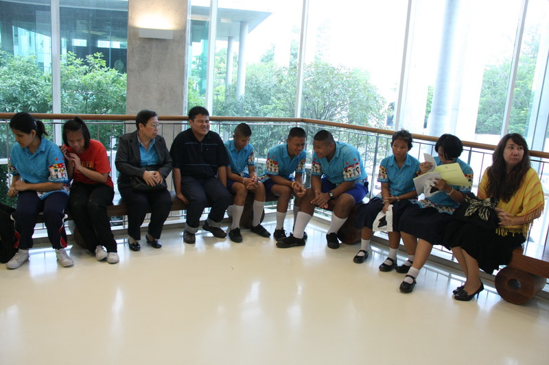 The Bangkok School for the Blind, Bangkok