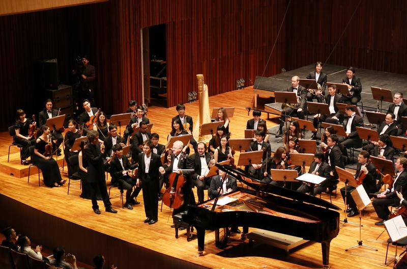 TPO Brahms and Sibelius Concert