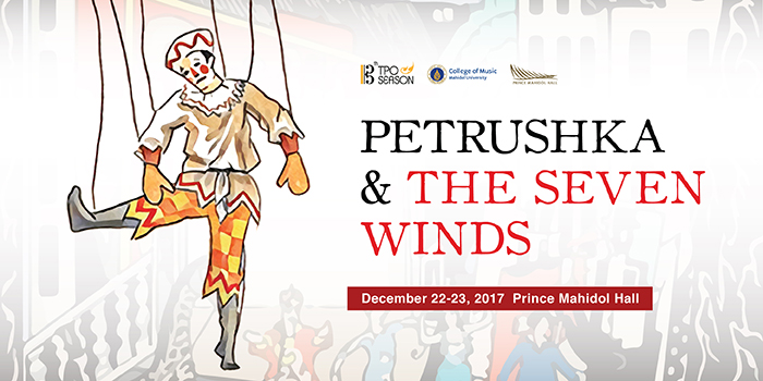 Petrushka and the Seven Winds