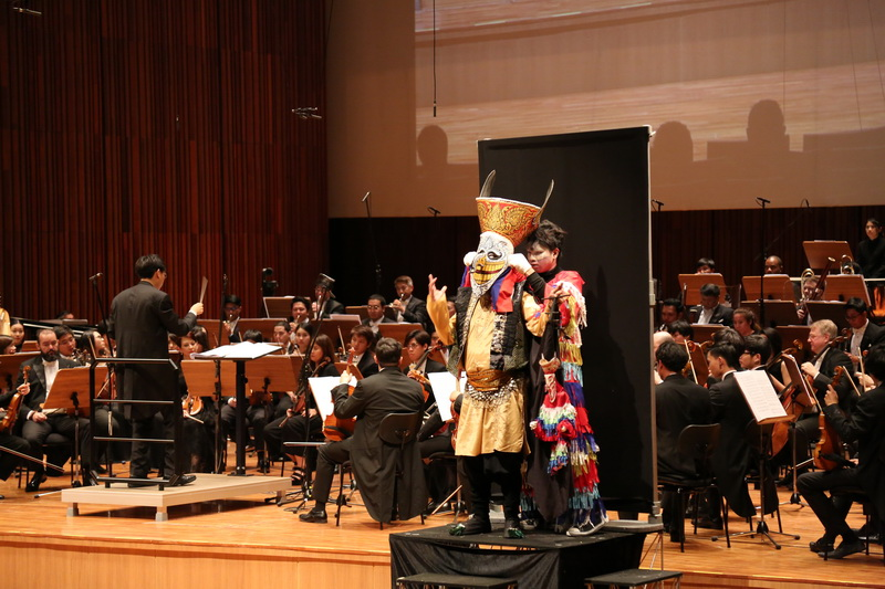TPO Petrushka and the Seven Winds Concert