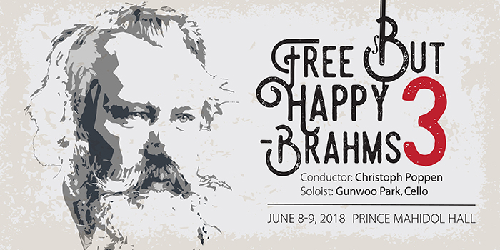 Free but happy – Brahms 3