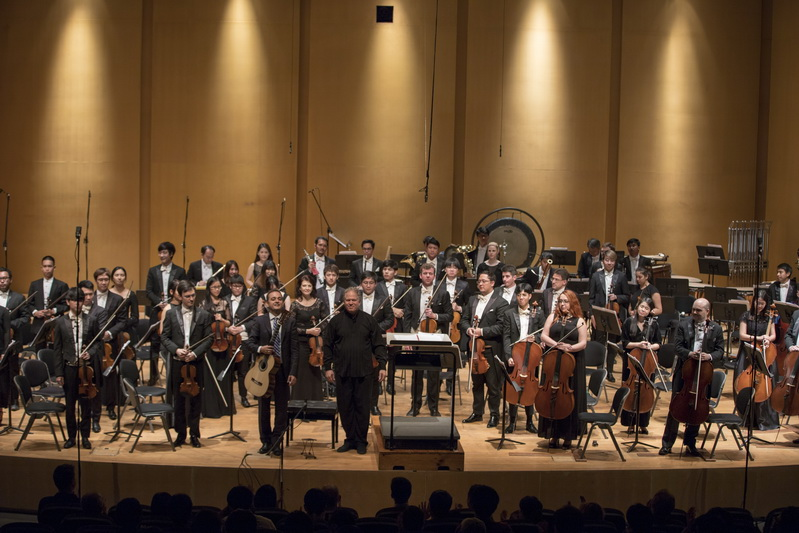 World Without End Concert