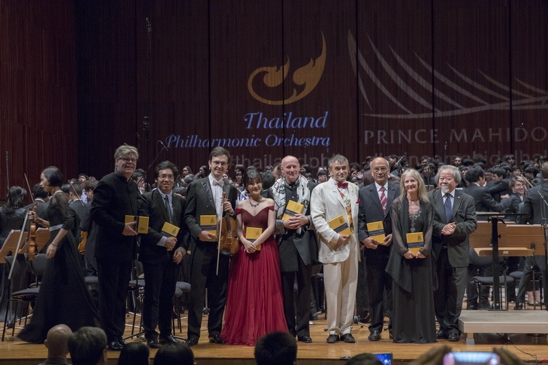 Thailand Phil – Carmina Burana Concert