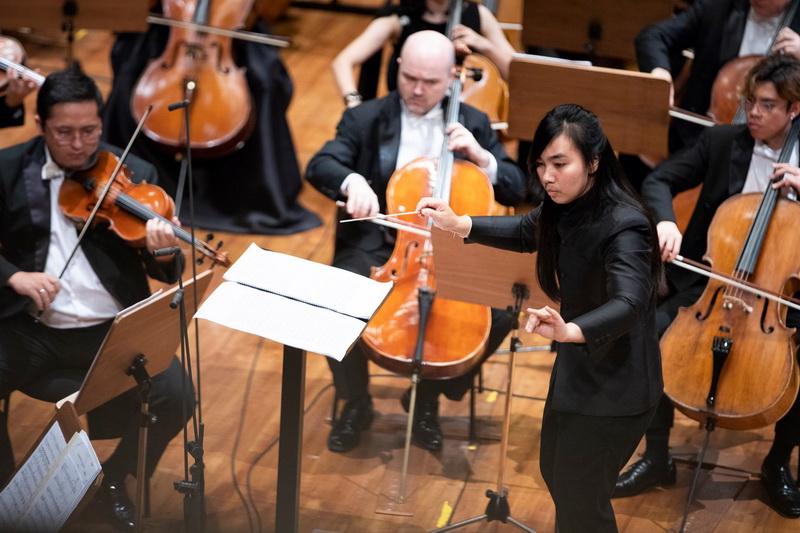 Three Symphonies Concert