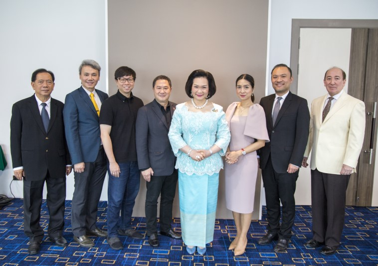 The 2nd Annual Committee Meeting of the Thailand Philharmonic Orchestra 2019