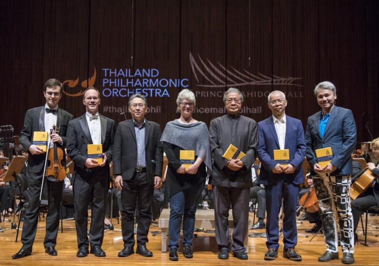 Thailand International Composition Festival 2019 Concert