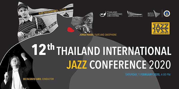 THAILAND INTERNATIONAL JAZZ CONFERENCE