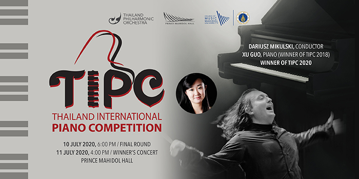 THAILAND INTERNATIONAL PIANO COMPETITION