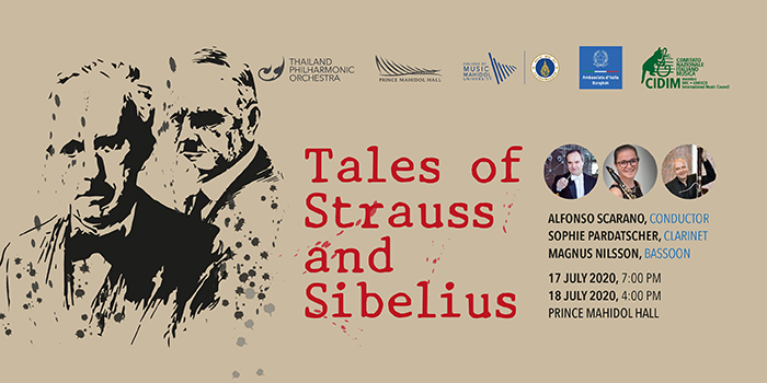 TALES OF STRAUSS AND SIBELIUS
