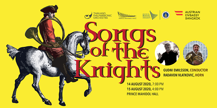 SONGS OF THE KNIGHTS