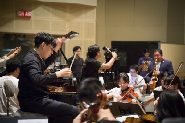 Thailand Philharmonic Pops Orchestra is honored to welcome his holiness Pope Francis