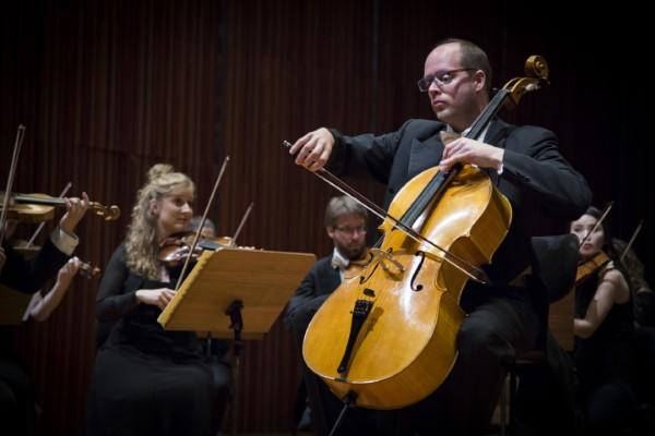 """""""STUTTGART CHAMBER ORCHESTRA"""" concert"""