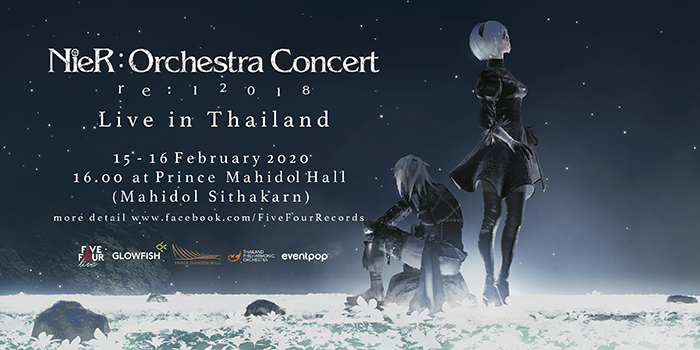 NieR : Orchestra Concert re:12018 Live in Thailand
