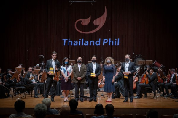 """Thailand Phil 16th season opening concerts – """"A Celebration of International Unity"""""""