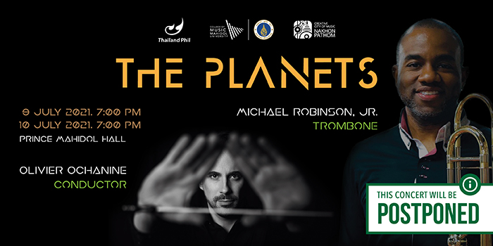[POSTPONED] The Planets