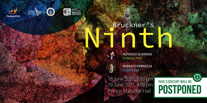 [POSTPONED] Bruckner's Ninth