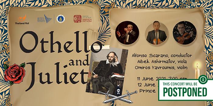 [POSTPONED] Othello and Juliet